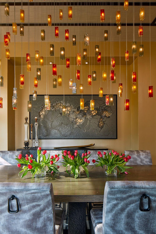 Những bộ đèn trang trí sắc màu này liệu có khiến ngôi nhà của bạn trở nên rực rỡ - Ảnh 14.