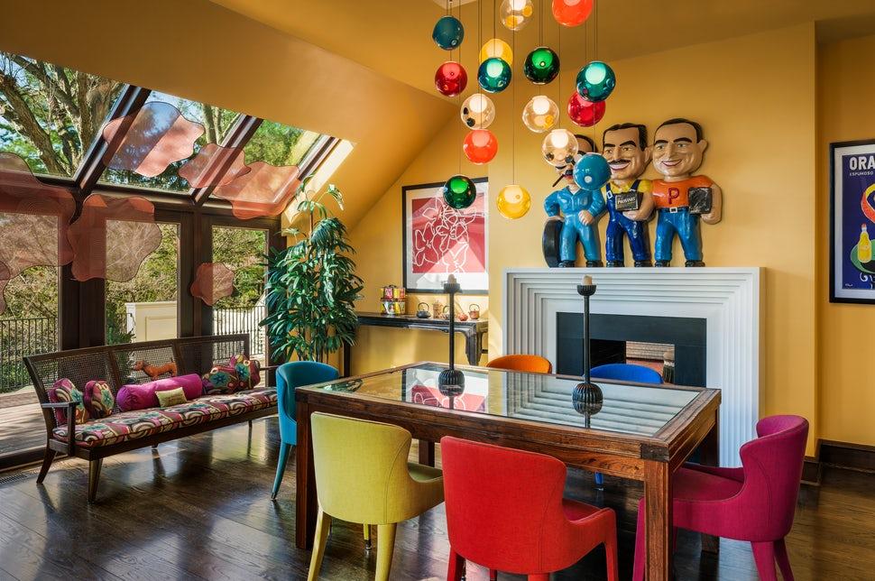Những bộ đèn trang trí sắc màu này liệu có khiến ngôi nhà của bạn trở nên rực rỡ - Ảnh 2.