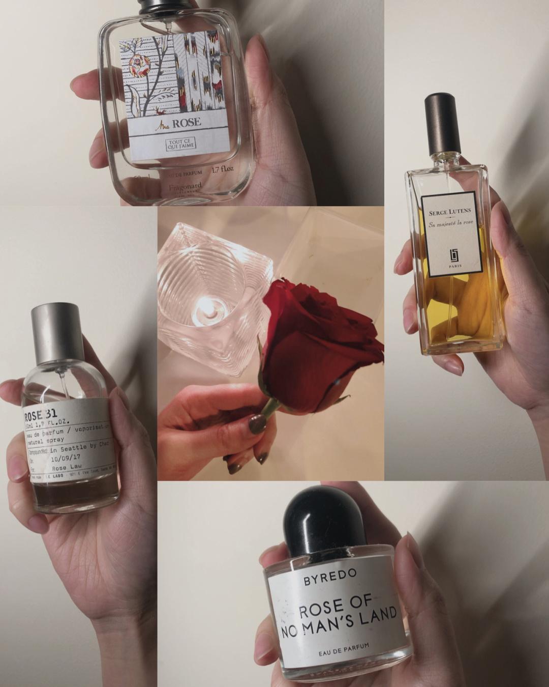 4 chai nước hoa ngây ngất hương hoa hồng, ngửi 1 lần mà nhớ mãi