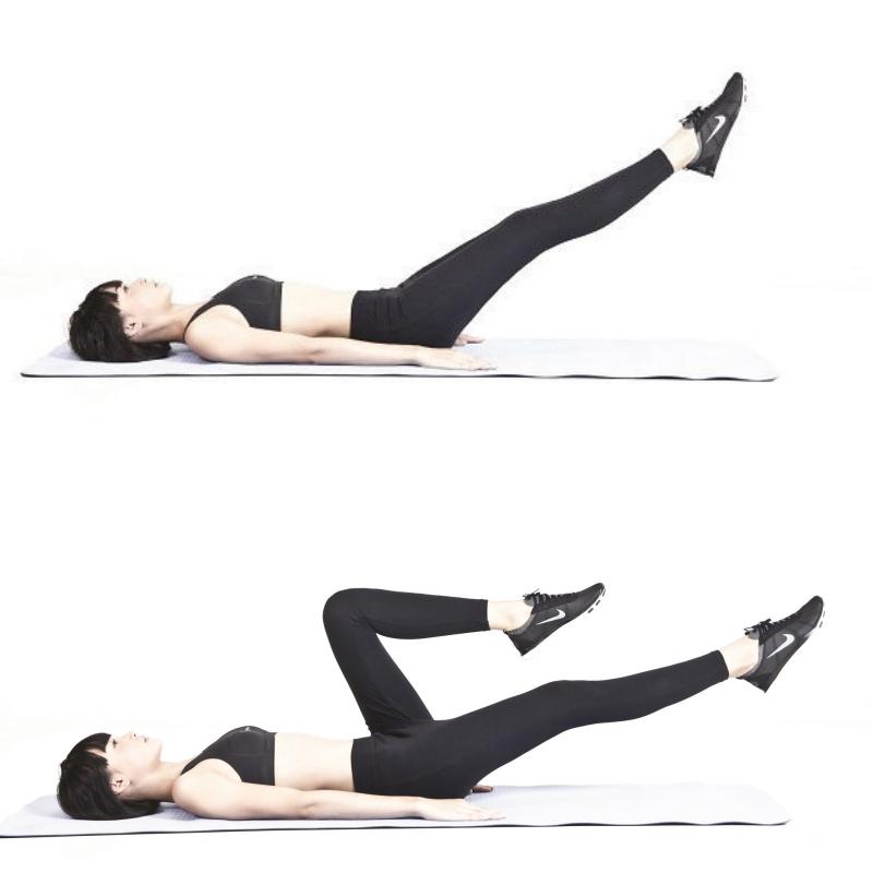 """Nữ phụ """"Itaewon Class"""": Ẩn sau bộ cánh công sở kín bưng là body sexy nghẹt thở, đôi chân dài hơn 1met và 5 động tác kéo dài chân mà Kwon Nara vẫn tập mỗi ngày - Ảnh 6."""