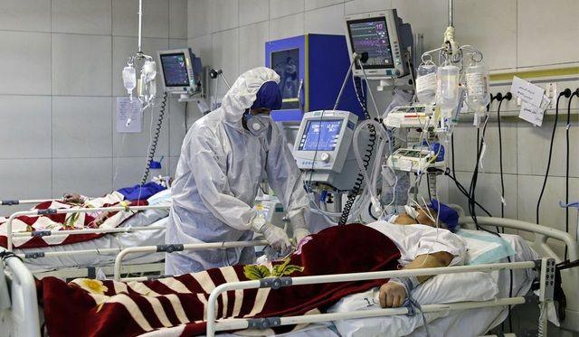 Iran báo cáo thêm 54 người tử vong chỉ trong một ngày, tổng cộng có hơn 8.000 người mắc Covid-19 - Ảnh 1.