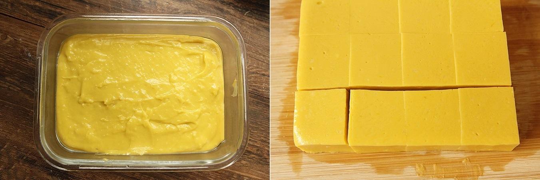 Bánh bí ngô dẻo ngọt mát lành - Ảnh 3.