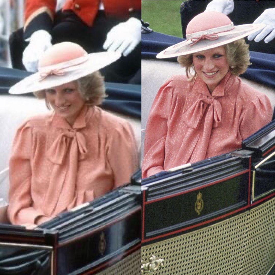 """Mốt """"bánh bèo"""" điệu chảy nước hóa ra đã có từ thời Công nương Diana - Ảnh 1."""