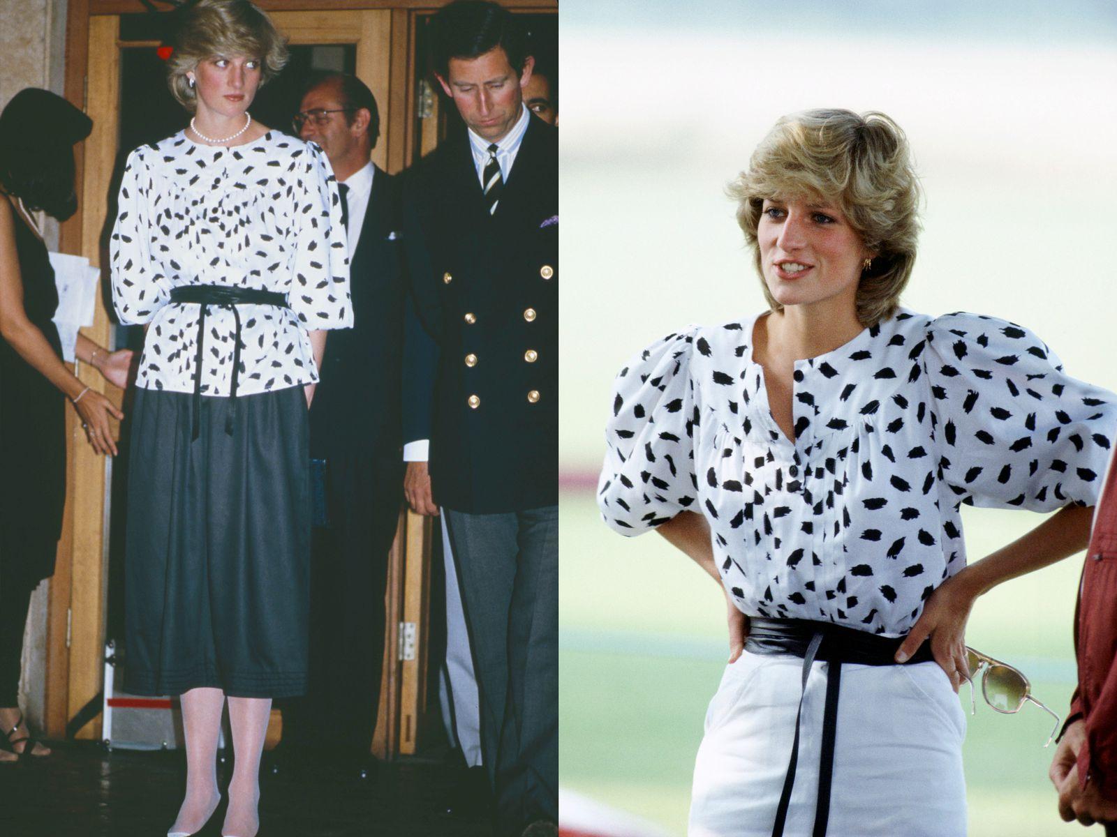 """Công nương Diana hóa ra cũng """"điệu chảy nước"""", cả loạt váy áo bánh bèo mà các chị em đang mê mệt đều từ bà mà ra hết - Ảnh 9."""