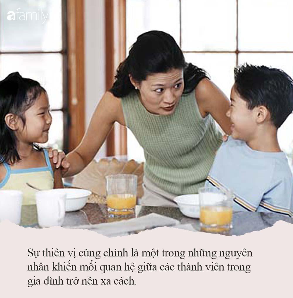 Con lớn lên bỗng xa cách và không muốn nói chuyện với bố mẹ đều là do 7 nguyên nhân này - Ảnh 4.
