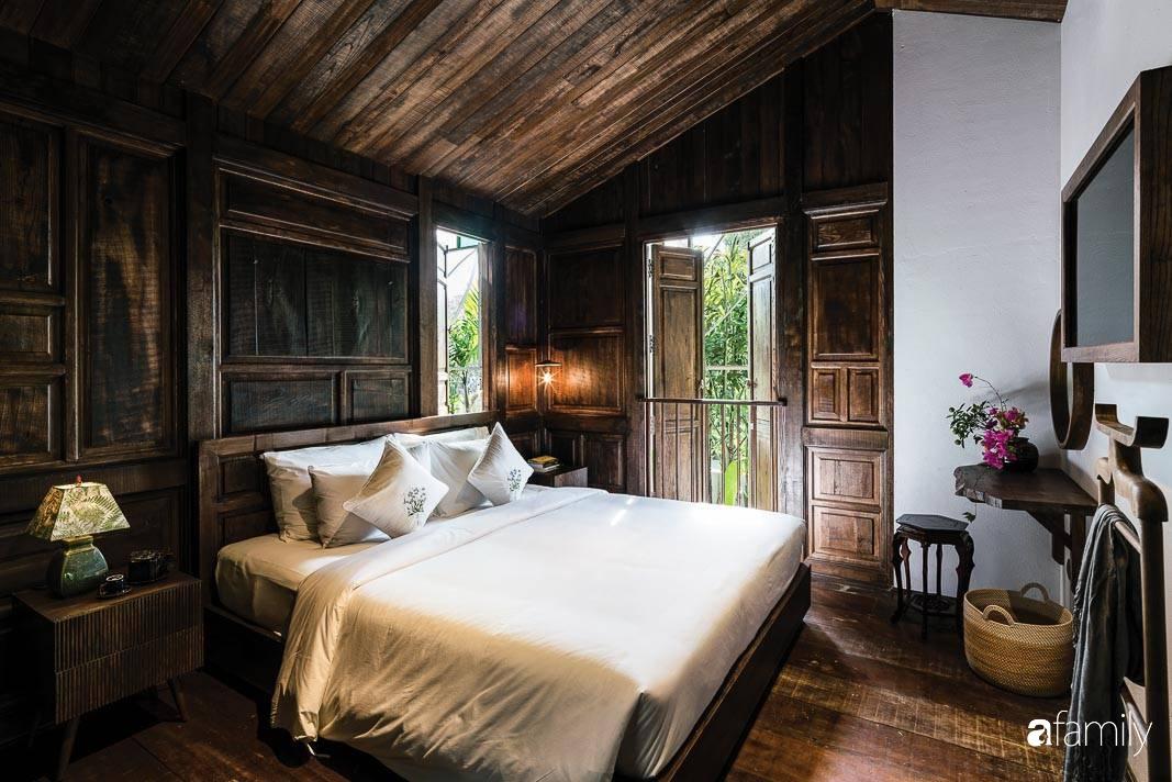 Ngôi nhà gỗ với thiết kế giống tổ chim đẹp như resort nghỉ dưỡng đậm chất thơ trong lòng Sài Gòn - Ảnh 15.