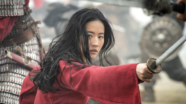 """Baifern Pimchanok lồng tiếng """"Mulan"""", nhan sắc đỉnh cao đẹp không thua kém Lưu Diệc Phi  - Ảnh 8."""