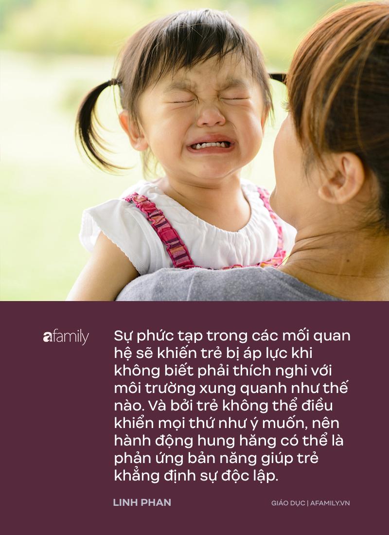 Trẻ em 1-3 tuổi rất hay đánh người, parent coach Linh Phan lý giải 9 nguyên nhân của hành vi bạo lực này - Ảnh 4.