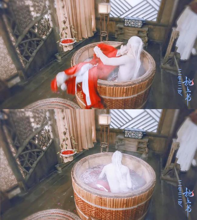 """""""Tam sinh tam thế Chẩm thượng thư"""": Vai ác mờ nhạt, phim chỉ hot nhờ cảnh nóng của Cao Vỹ Quang - Địch Lệ Nhiệt Ba - Ảnh 5."""