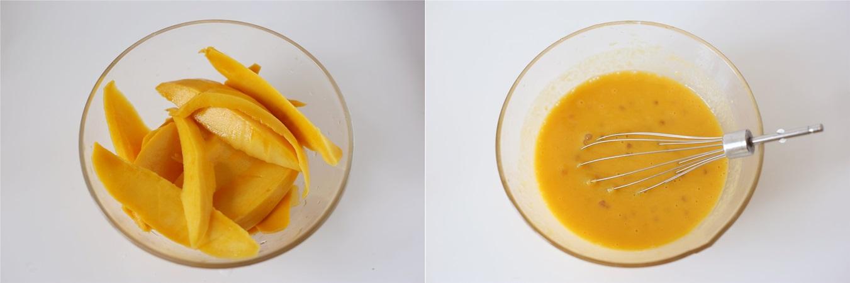 Bổ sung vitamin với pudding xoài 2 lớp ngon đẹp lung linh - Ảnh 2.