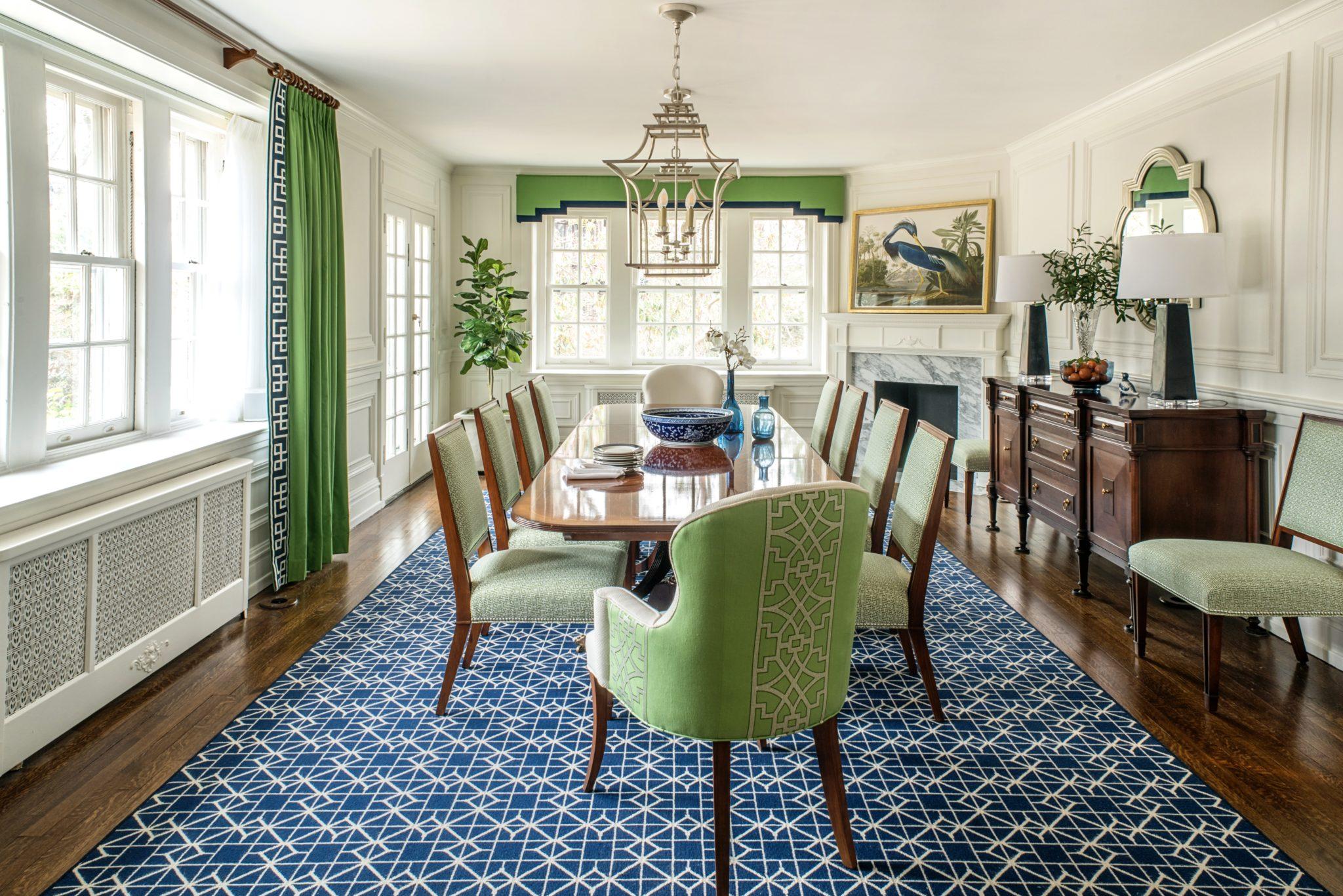 Mãn nhãn với những bộ thảm trải sàn mang họa tiết hình học - Ảnh 7.