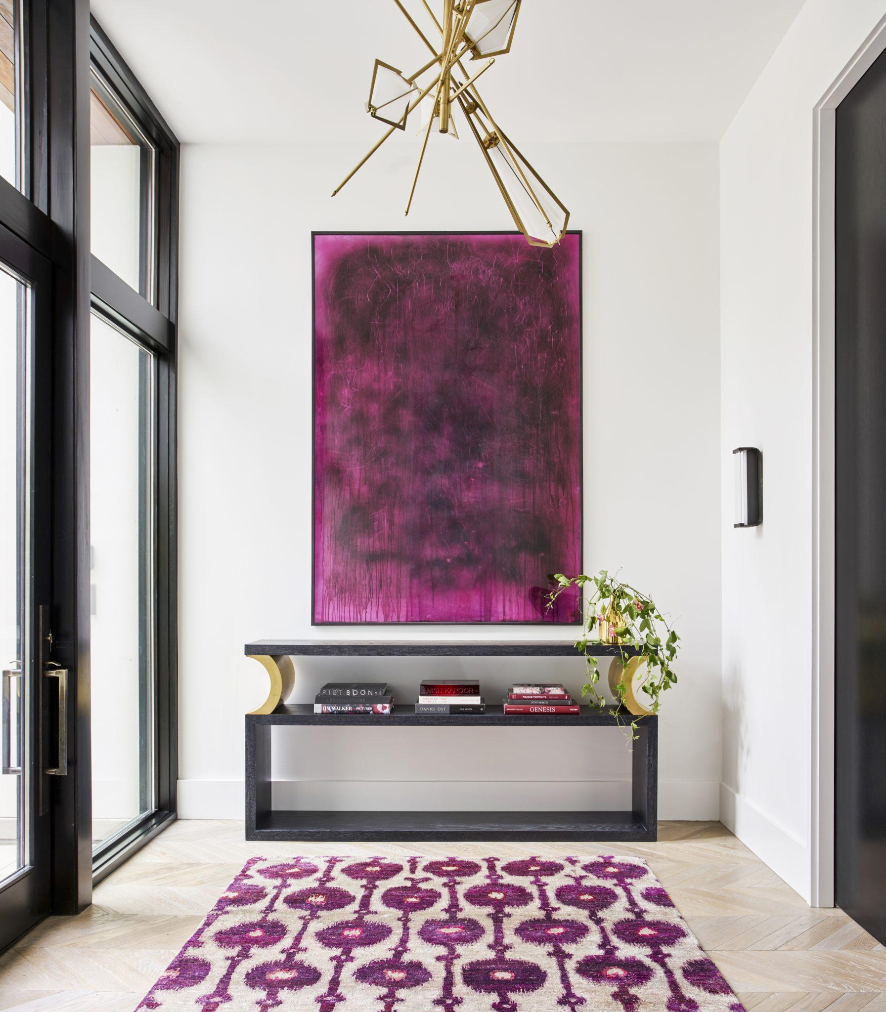Mãn nhãn với những bộ thảm trải sàn mang họa tiết hình học - Ảnh 11.