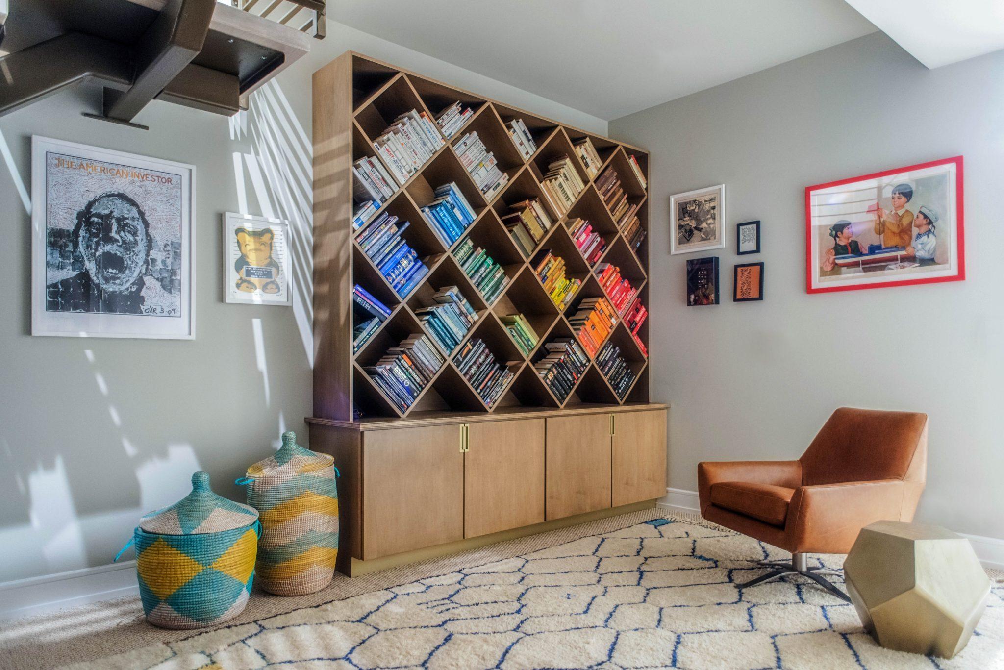 Mãn nhãn với những bộ thảm trải sàn mang họa tiết hình học - Ảnh 13.
