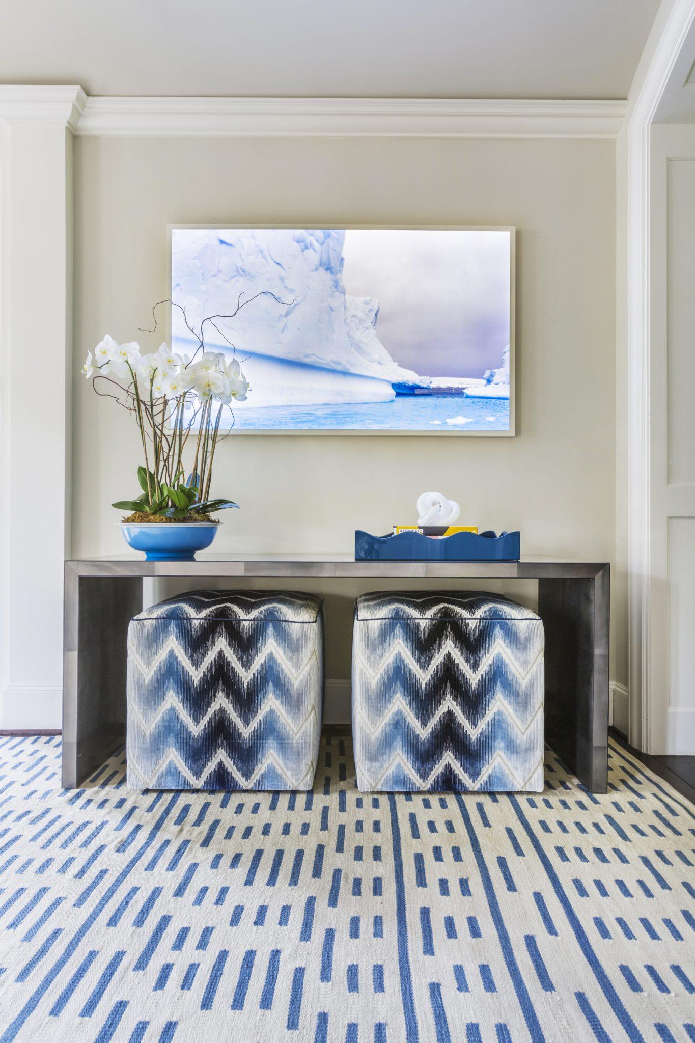 Mãn nhãn với những bộ thảm trải sàn mang họa tiết hình học - Ảnh 6.