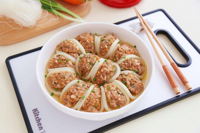 Món thịt hấp ngon đẹp lung linh cho bữa tối