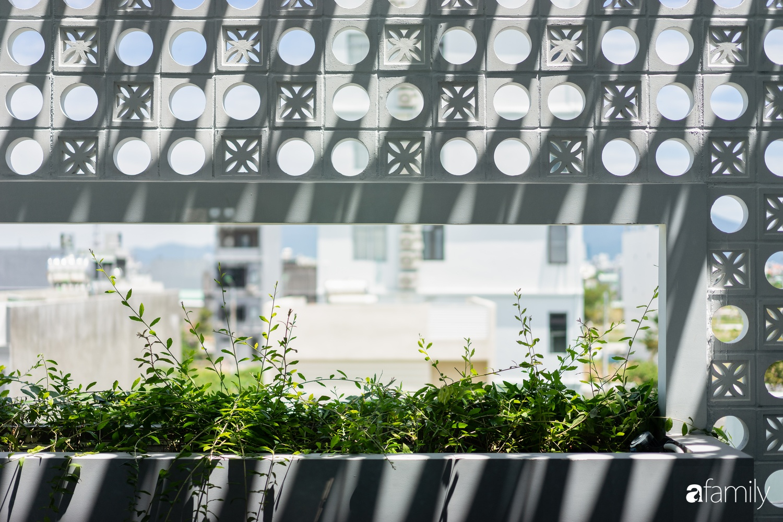 Ngôi nhà có kiến trúc độc đáo giàu tính nghệ thuật đẹp yên bình, mộc mạc giữa trung tâm thành phố Đà Nẵng - Ảnh 11.