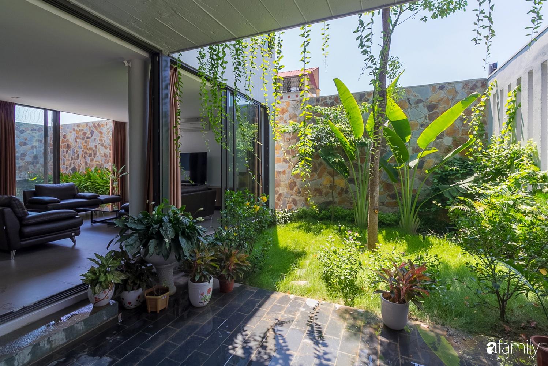 Nhà 3 tầng lấy cảm hứng từ ruộng bậc thang giúp từng góc nhỏ gần hơn với thiên nhiên ở Ninh Bình - Ảnh 5.