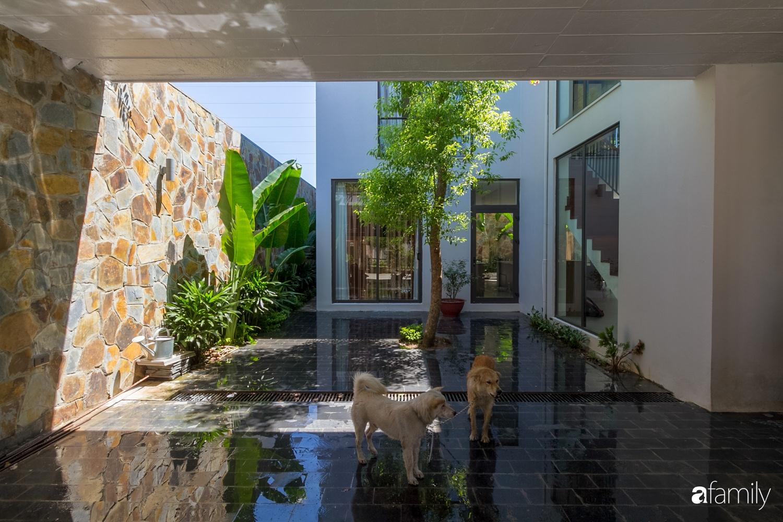 Nhà 3 tầng lấy cảm hứng từ ruộng bậc thang giúp từng góc nhỏ gần hơn với thiên nhiên ở Ninh Bình - Ảnh 6.