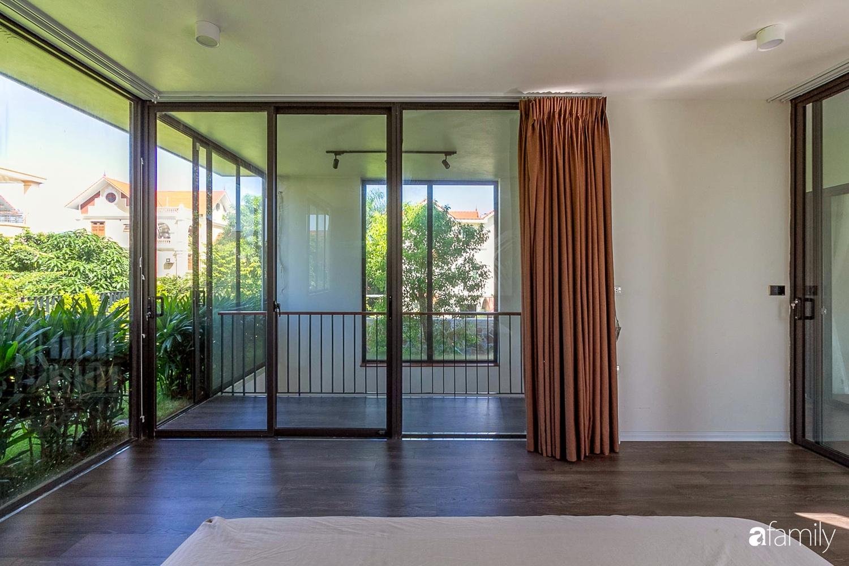 Nhà 3 tầng lấy cảm hứng từ ruộng bậc thang giúp từng góc nhỏ gần hơn với thiên nhiên ở Ninh Bình - Ảnh 11.
