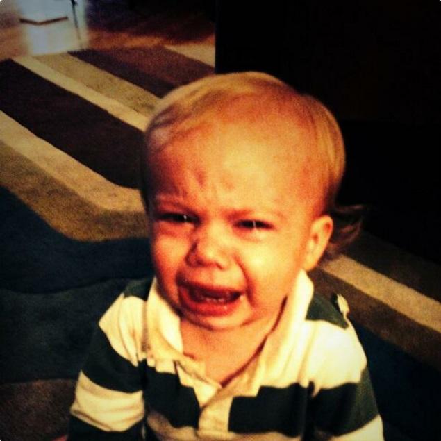 """""""Sao mẹ không ăn miếng bánh pizza đang nhai dở?"""" là một trong vô vàn những lý do của lũ trẻ mỗi khi thích khóc - Ảnh 7."""