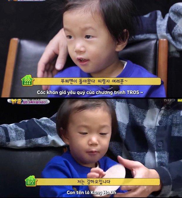 """Con trai của Gary – cựu thành viên của Running man: 2 tuổi nhưng đã thông minh, lém lỉnh, có khả năng đặc biệt khiến công chúng thốt lên """"Tuyệt vời"""" - Ảnh 5."""