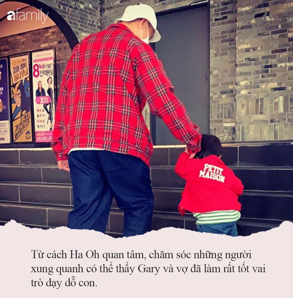 """Con trai của Gary – cựu thành viên của Running man: 2 tuổi nhưng đã thông minh, lém lỉnh, có khả năng đặc biệt khiến công chúng thốt lên """"Tuyệt vời"""" - Ảnh 6."""