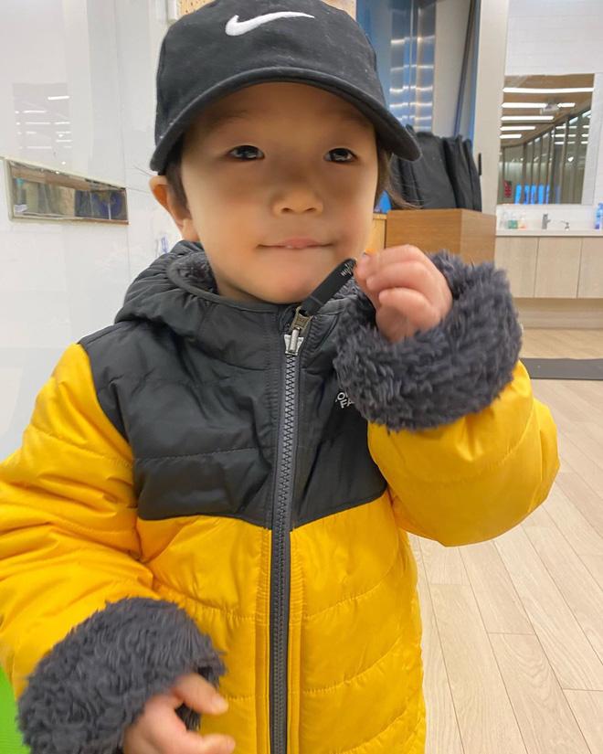 """Con trai của Gary – cựu thành viên của Running man: 2 tuổi nhưng đã thông minh, lém lỉnh, có khả năng đặc biệt khiến công chúng thốt lên """"Tuyệt vời"""" - Ảnh 2."""