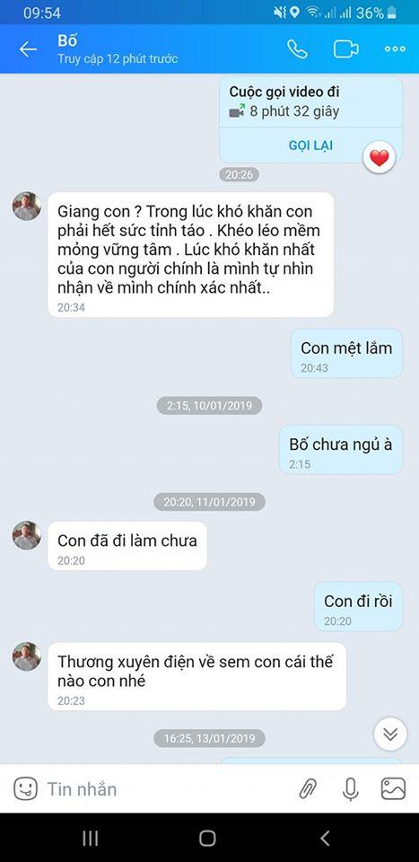 Tiếp tế đồ ăn cho con ở Hà Nội nhưng không may nấu bị cháy, bố gửi lời nhắn giải thích lý do siêu đáng yêu không ai nhịn được cười - Ảnh 4.
