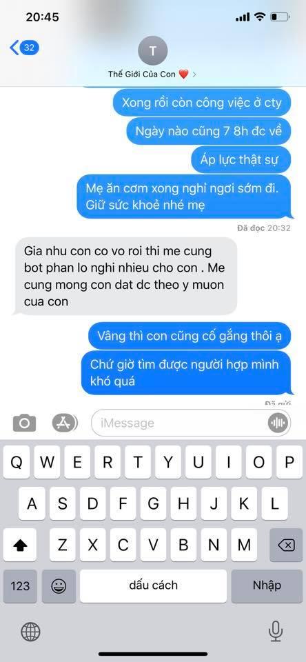 Tiếp tế đồ ăn cho con ở Hà Nội nhưng không may nấu bị cháy, bố gửi lời nhắn giải thích lý do siêu đáng yêu không ai nhịn được cười - Ảnh 3.
