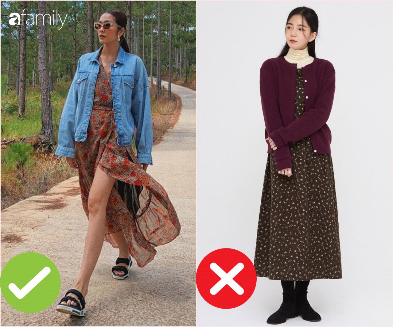 Tiết kiệm tiền khi mua váy hoa: 4 tips lên đồ giúp bạn đẹp tưng bừng mà không hề sến súa với item hot hit này - Ảnh 4.