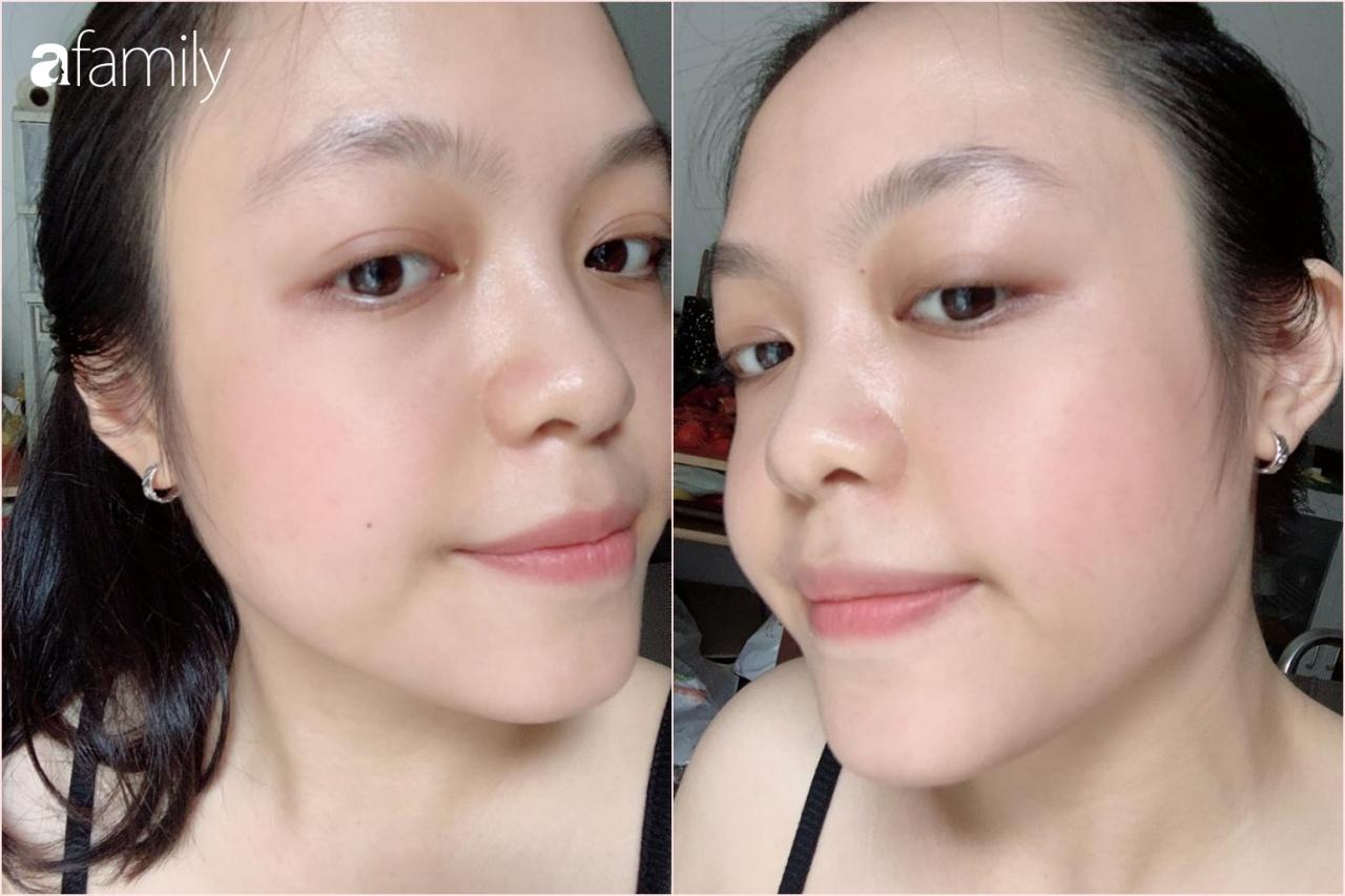 """Cô nàng da đẹp 100 điểm nhờ cách chăm da """"ngược"""": Skincare tối giản nhưng đắp 2 miếng mặt nạ mỗi ngày  - Ảnh 2."""