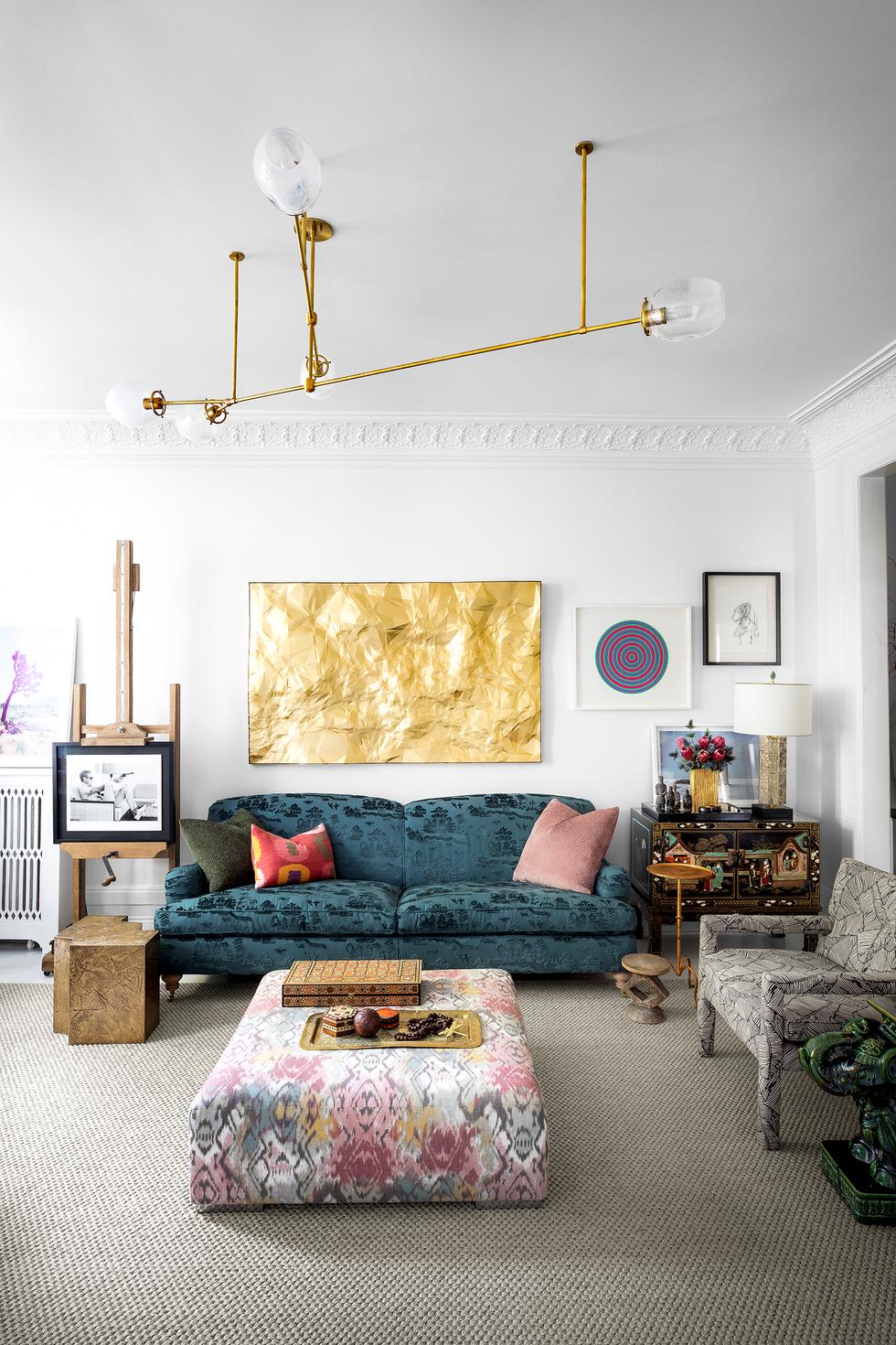 Cùng chiêm ngưỡng vẻ đẹp khó cưỡng của những căn phòng khách mang phong cách đương đại - Ảnh 14.