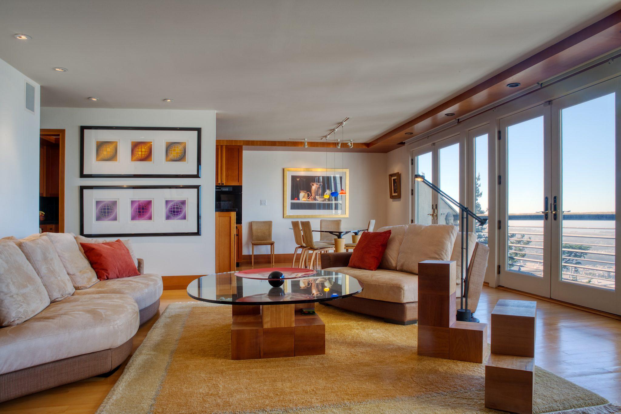Cùng chiêm ngưỡng vẻ đẹp khó cưỡng của những căn phòng khách mang phong cách đương đại - Ảnh 11.
