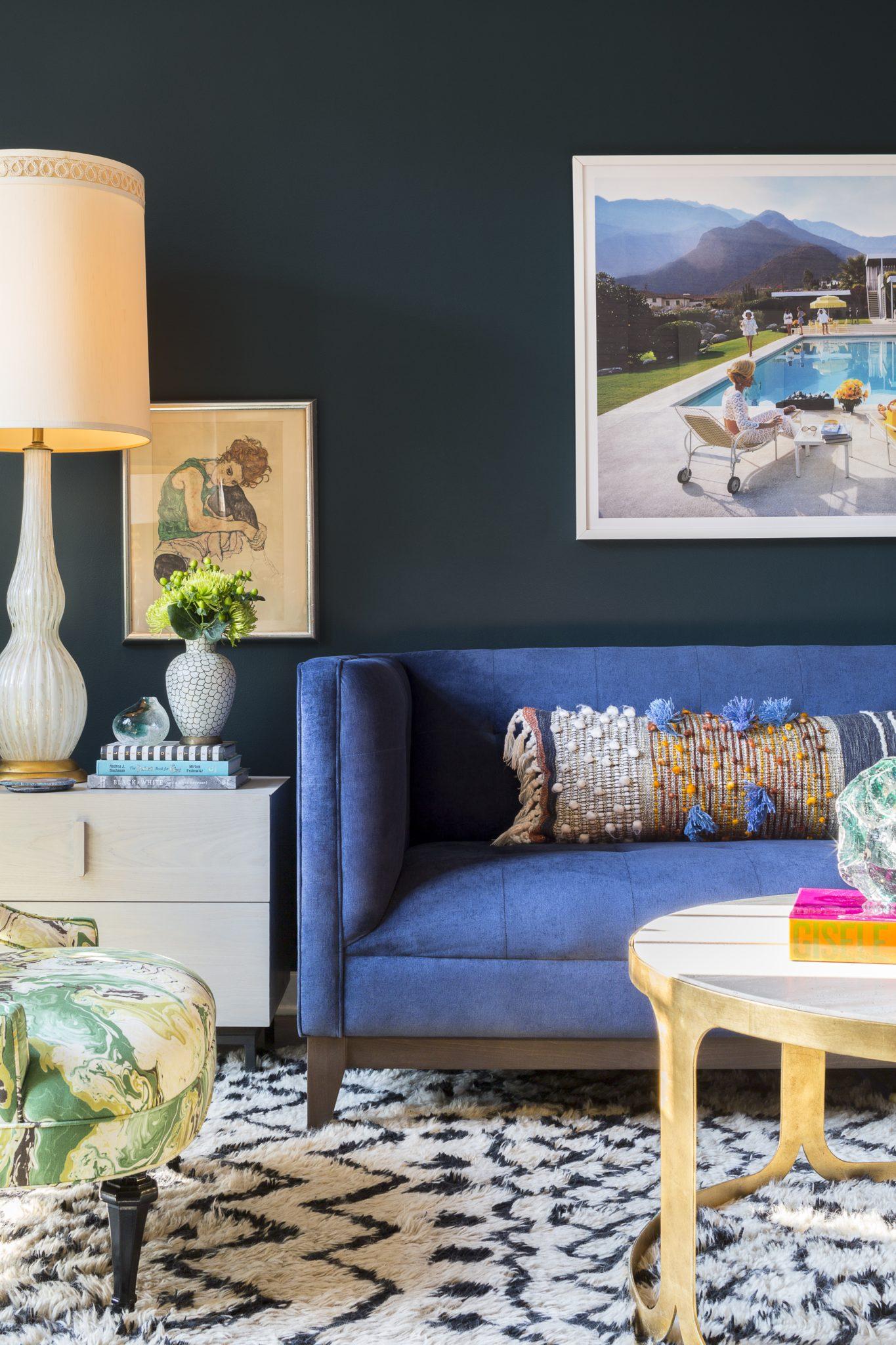 Cùng chiêm ngưỡng vẻ đẹp khó cưỡng của những căn phòng khách mang phong cách đương đại - Ảnh 12.