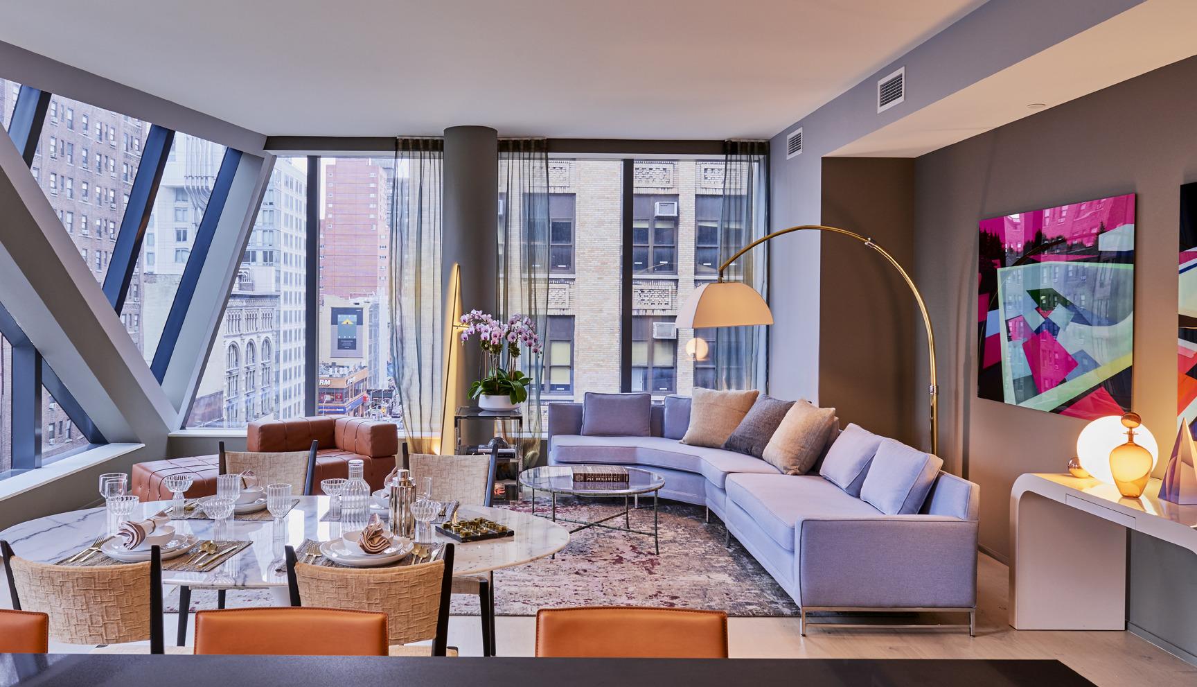 Cùng chiêm ngưỡng vẻ đẹp khó cưỡng của những căn phòng khách mang phong cách đương đại - Ảnh 22.