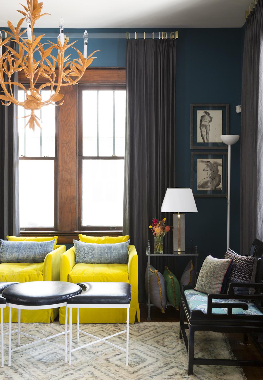 Cùng chiêm ngưỡng vẻ đẹp khó cưỡng của những căn phòng khách mang phong cách đương đại - Ảnh 20.