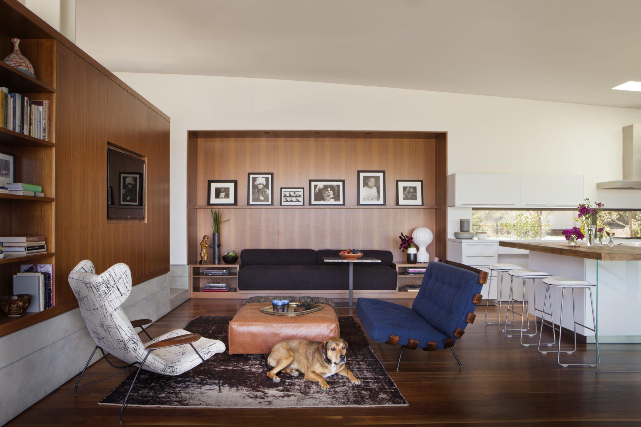 Cùng chiêm ngưỡng vẻ đẹp khó cưỡng của những căn phòng khách mang phong cách đương đại - Ảnh 15.