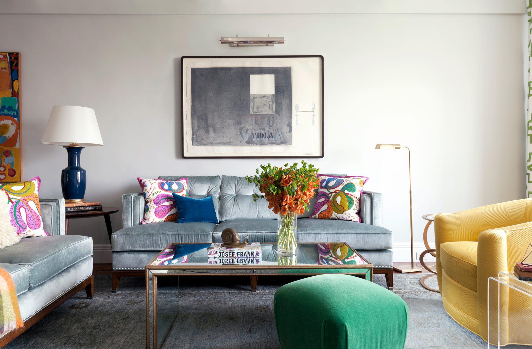 Cùng chiêm ngưỡng vẻ đẹp khó cưỡng của những căn phòng khách mang phong cách đương đại - Ảnh 18.