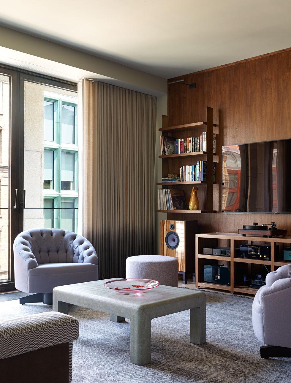 Cùng chiêm ngưỡng vẻ đẹp khó cưỡng của những căn phòng khách mang phong cách đương đại - Ảnh 19.