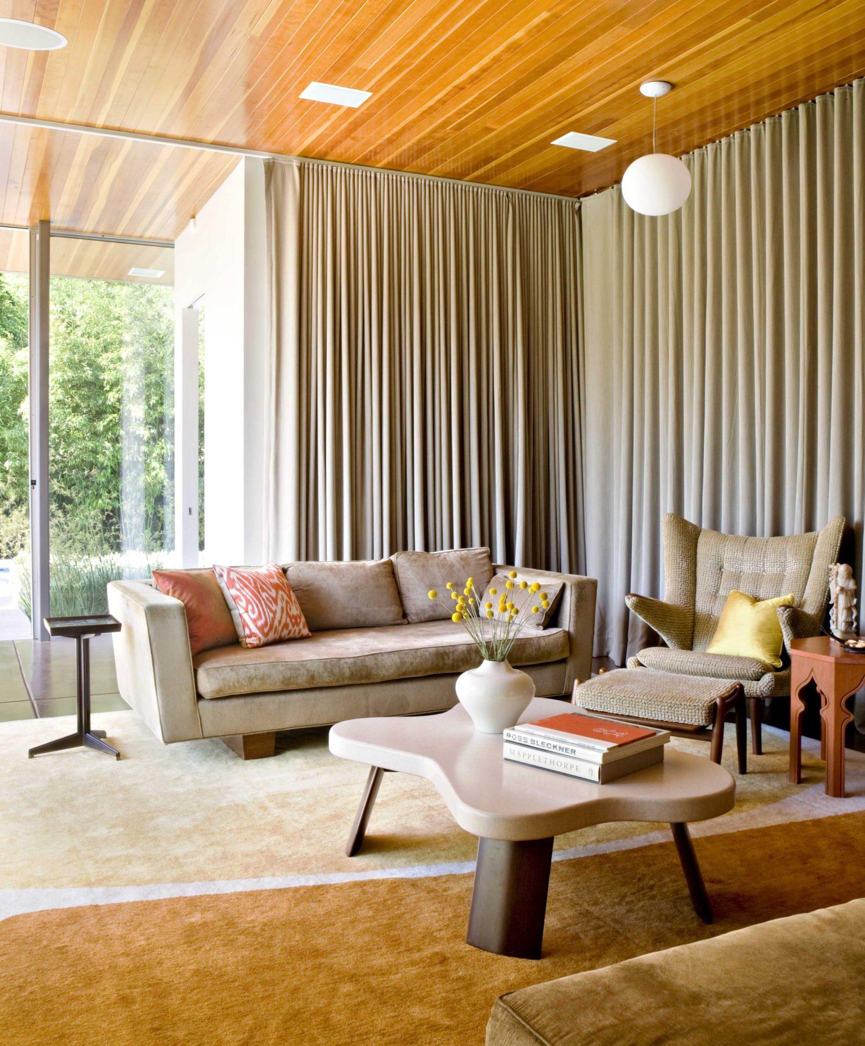 Cùng chiêm ngưỡng vẻ đẹp khó cưỡng của những căn phòng khách mang phong cách đương đại - Ảnh 17.