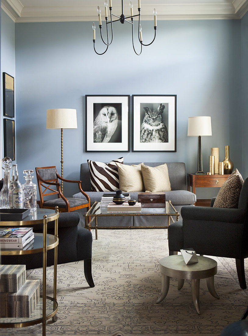 Cùng chiêm ngưỡng vẻ đẹp khó cưỡng của những căn phòng khách mang phong cách đương đại - Ảnh 10.
