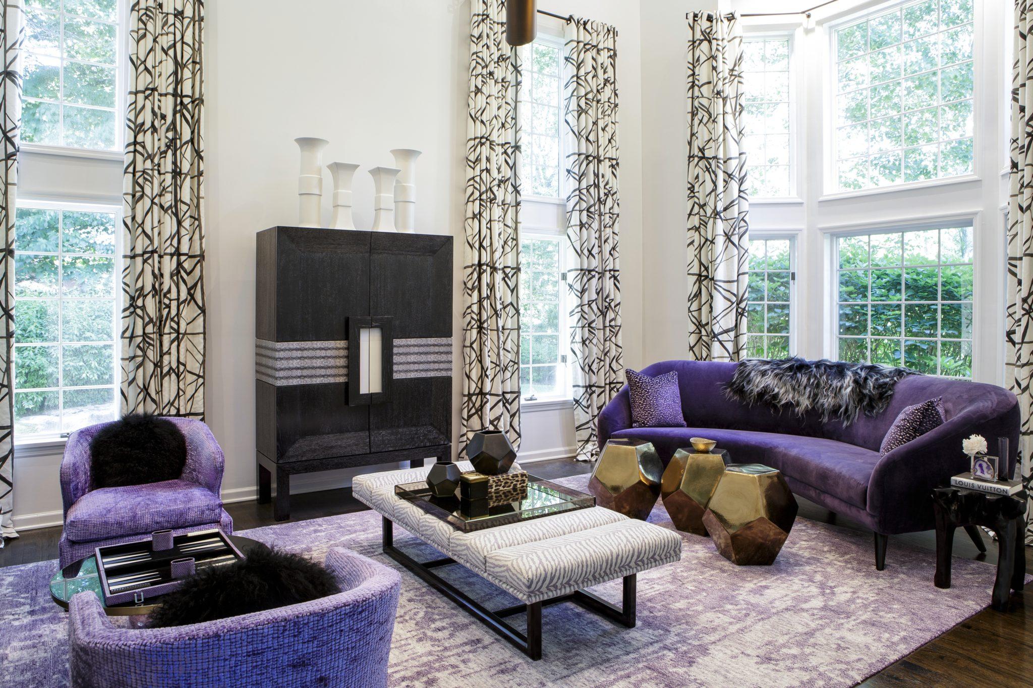 Cùng chiêm ngưỡng vẻ đẹp khó cưỡng của những căn phòng khách mang phong cách đương đại - Ảnh 5.