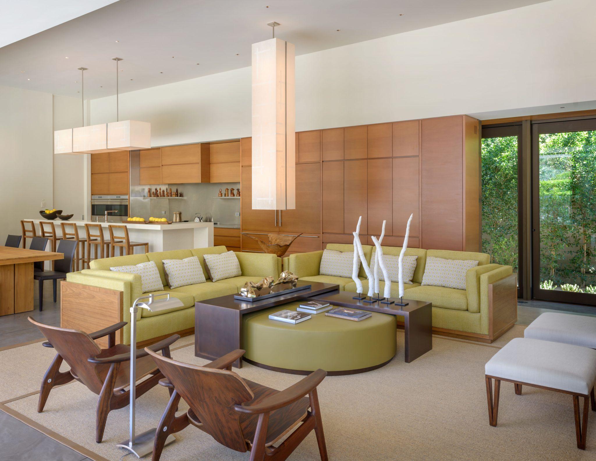 Cùng chiêm ngưỡng vẻ đẹp khó cưỡng của những căn phòng khách mang phong cách đương đại - Ảnh 8.