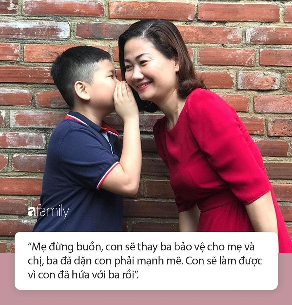 Chuyện xúc động của một người mẹ Nghệ An, đang ngã quỵ vì gặp biến cố cuộc đời bỗng giật mình khi con trai nhìn thẳng vào mắt và nói 1 câu - Ảnh 6.