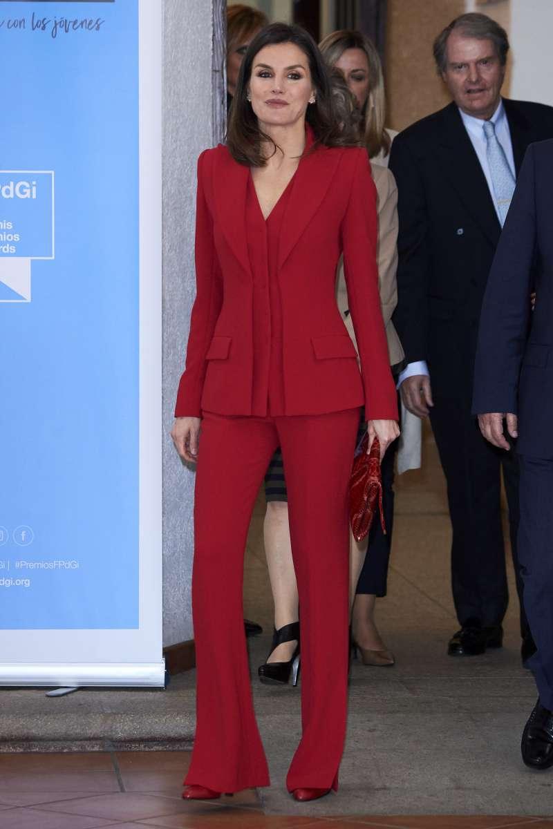 Hoàng hậu Letizia  - Ảnh 5.