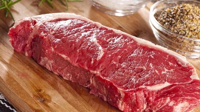 Chị em đi chợ nên bỏ qua ngay miếng thịt bò nếu quan sát và nhấn tay phát hiện ra điều này - Ảnh 3.