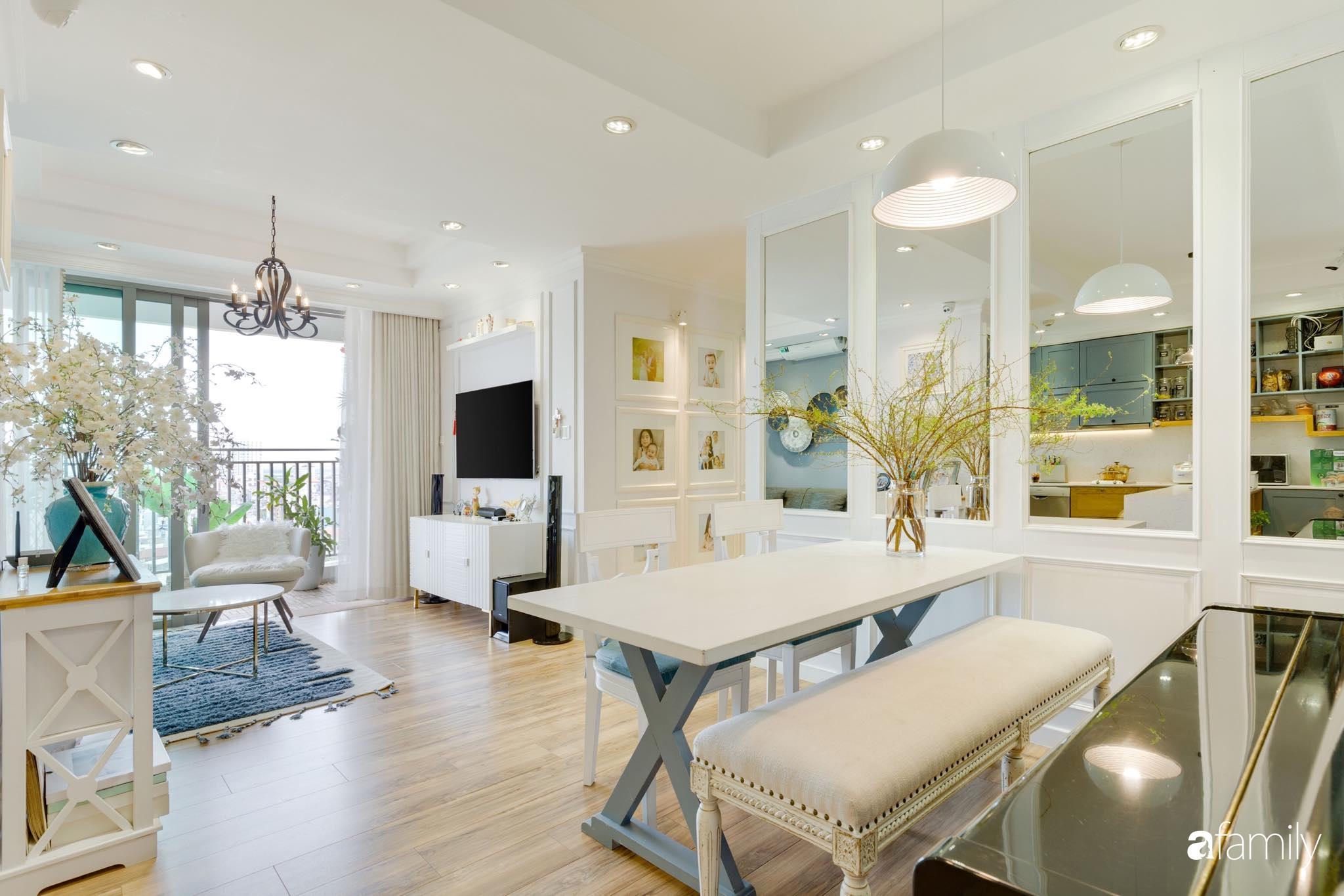 Căn hộ 92m² với góc nào cũng đẹp như trong tạp chí nước ngoài của gia chủ yêu thích trang trí nội thất ở Sài Gòn - Ảnh 9.