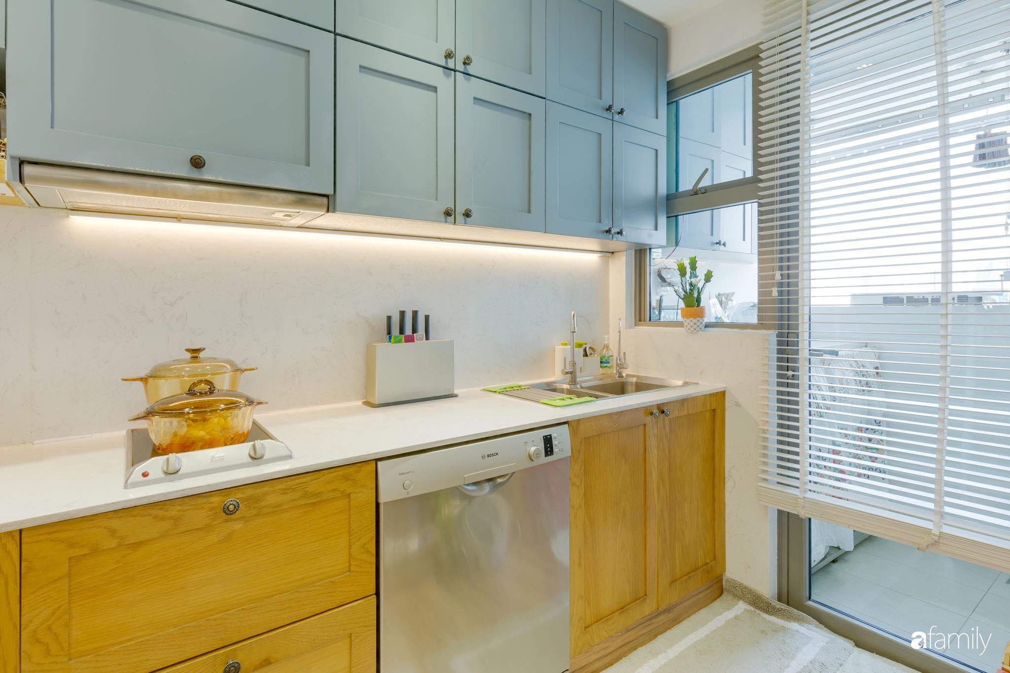 Căn hộ 92m² với góc nào cũng đẹp như trong tạp chí nước ngoài của gia chủ yêu thích trang trí nội thất ở Sài Gòn - Ảnh 13.