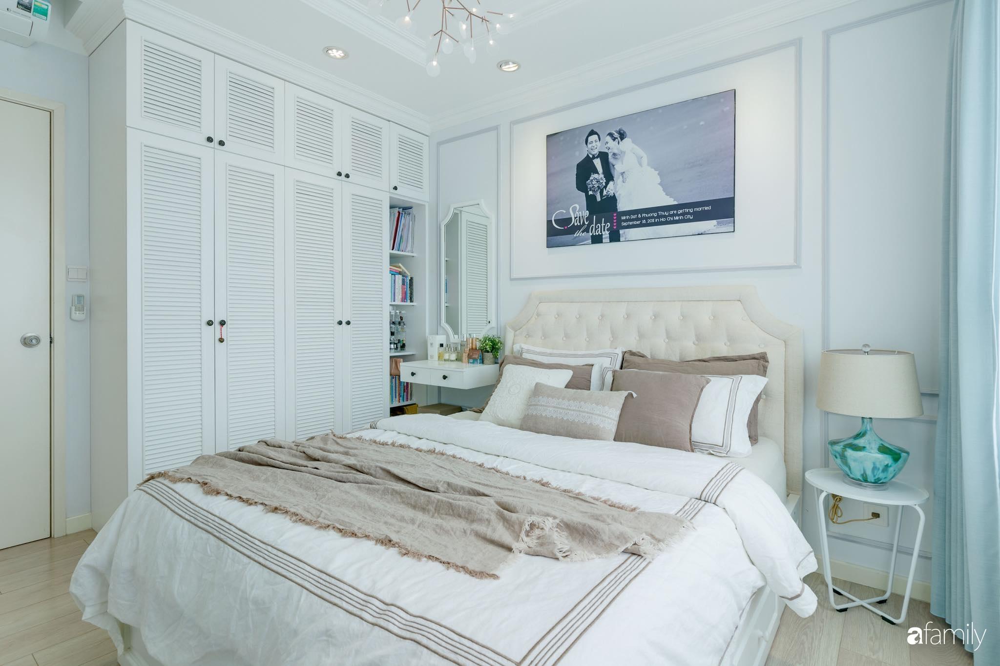 Căn hộ 92m² với góc nào cũng đẹp như trong tạp chí nước ngoài của gia chủ yêu thích trang trí nội thất ở Sài Gòn - Ảnh 17.