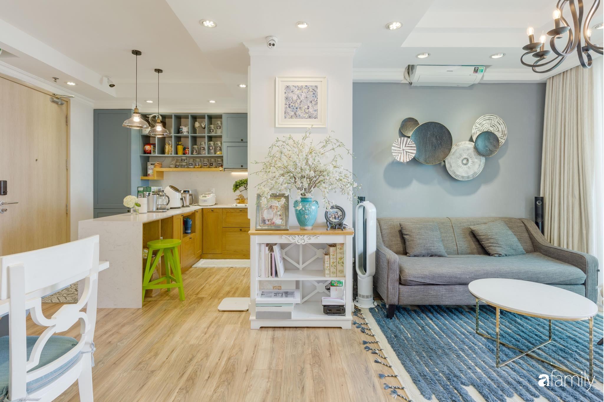 Căn hộ 92m² với góc nào cũng đẹp như trong tạp chí nước ngoài của gia chủ yêu thích trang trí nội thất ở Sài Gòn - Ảnh 1.